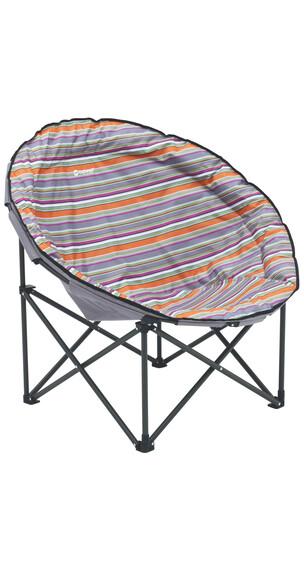 Outwell Trelew XL Summer Campingstol orange/blå